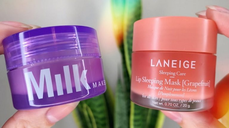 Top 6 Best Lip Masks to Heal Lips Overnight for 2020